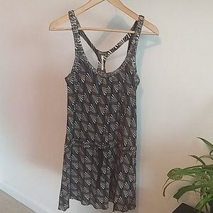 Free People Cut Out Sequin Dress